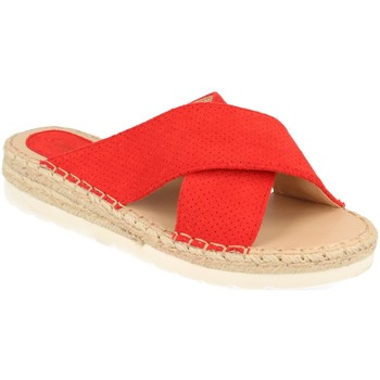 Chaussures Femme Mules Suncolor 9082 Rojo