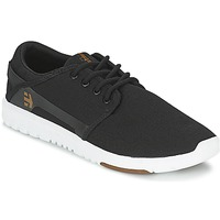 Chaussures Homme Baskets basses Etnies SCOUT Noir / Blanc