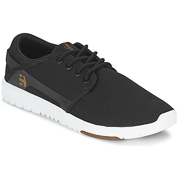 Baskets mode Etnies SCOUT Noir / Blanc 350x350