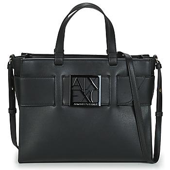 Sacs Femme Sacs porté main Armani Exchange  Noir