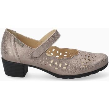 Chaussures Femme Escarpins Mephisto Trotteur cuir IVORA Marron
