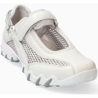 Chaussures Femme Baskets basses Mephisto Basket textile NIRO Blanc