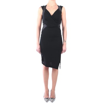 Vêtements Femme Robes courtes Hanita H.V2469.2665 Noir