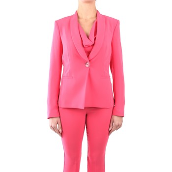 Vêtements Femme Vestes / Blazers Hanita H.J783U.2665 Pamplemousse / Rose
