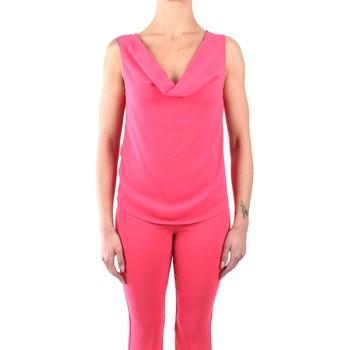 Vêtements Femme Tops / Blouses Hanita H.M2060.2679 Pamplemousse rose
