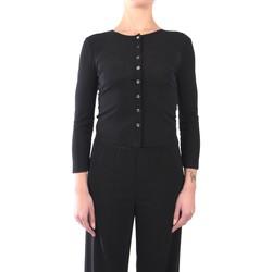 Vêtements Femme Gilets / Cardigans Jucca J3112016 Cardigan Femme Noir Noir