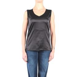 Vêtements Femme Débardeurs / T-shirts sans manche Kocca JOIST Sans manches Femme Noir Noir