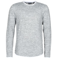 Vêtements Homme T-shirts manches longues Deeluxe MOHANSON Gris