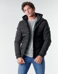 Vêtements Homme Parkas Deeluxe CHIRO Noir