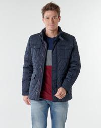 Vêtements Homme Blousons Deeluxe BELIEVE Marine