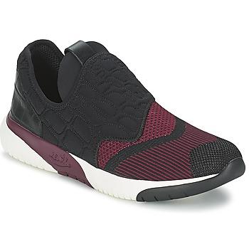 Chaussures Femme Baskets basses Ash SODA Noir / Bordeaux