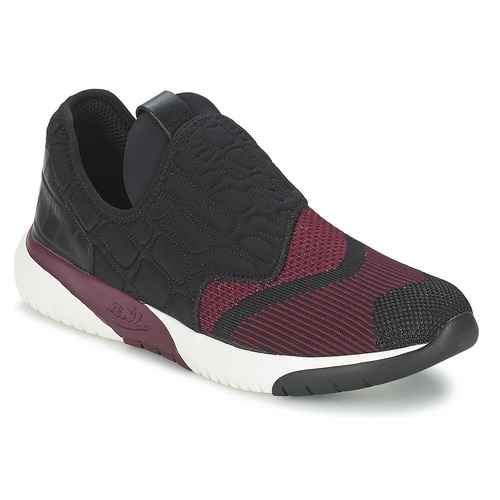 Baskets mode Ash SODA Noir / Bordeaux 350x350