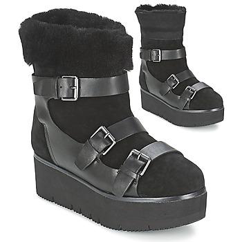 Bottines / Boots Ash ZAZIE Noir 350x350