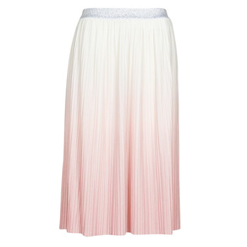 Vêtements Femme Jupes Only ONLDIPPY Blanc