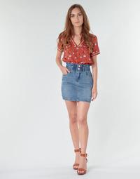 Vêtements Femme Jupes Only ONLMILLIE Bleu medium
