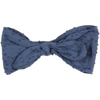 Beauté Femme Accessoires cheveux Buho Bandeau bébé plumetis uni CIRCLE 3-18M Bleu