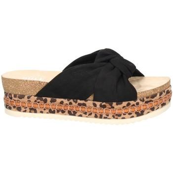 Chaussures Femme Sandales et Nu-pieds Bullboxer Bull Boxer sandales noire 886030F1T Noir