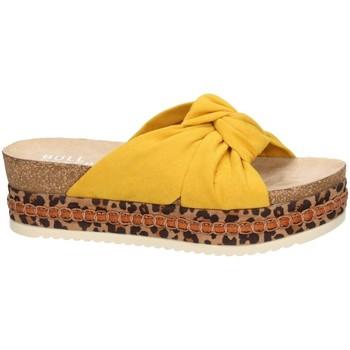 Chaussures Femme Sandales et Nu-pieds Bullboxer Bull Boxer sandales jaune 886030F1T Jaune