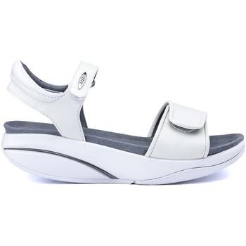 Chaussures Femme Sandales et Nu-pieds Mbt SANDALES  MALIA W WHITE NAPPA
