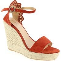 Chaussures Femme Espadrilles Maypol CAPRICHO Rouille