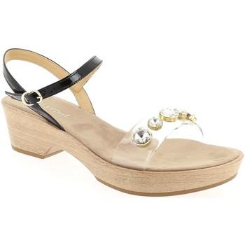 Chaussures Femme Sandales et Nu-pieds Maypol GAVIN Noir