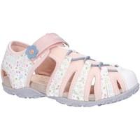 Chaussures Fille Sandales et Nu-pieds Geox J92D9B 00414 J S ROXANNE Blanco