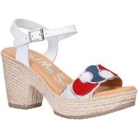 Chaussures Femme Sandales et Nu-pieds Oh My Sandals 4710-V1CO Blanco