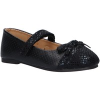 Chaussures Fille Ballerines / babies Happy Bee B142290-B1758 Negro