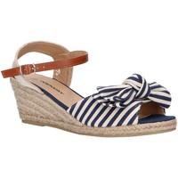 Chaussures Femme Espadrilles Top Way B269193-B6600 Azul