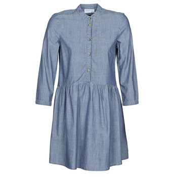 Vêtements Femme Robes courtes Vero Moda VMAMANDA Bleu medium