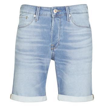 Vêtements Homme Shorts / Bermudas Jack & Jones JJIRICK Bleu medium