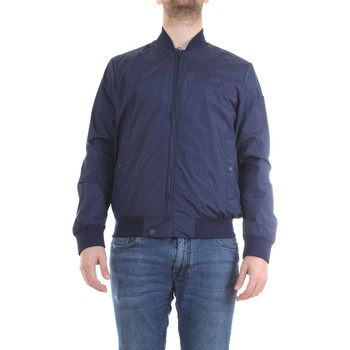 Vêtements Homme Blousons Woolrich CFWOOU0231MRUT2064 Veste homme bleu bleu