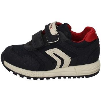 Chaussures Garçon Baskets basses Geox B943CA-0AU11 BLEU