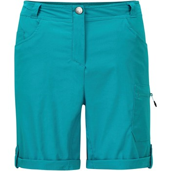 Vêtements Femme Shorts / Bermudas Dare 2b Short technique extensible et déperlant MELODIC II Bleu