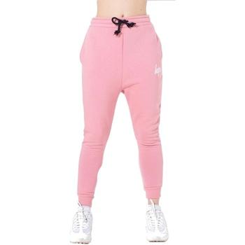 Vêtements Enfant Pantalons de survêtement Hype  Rose