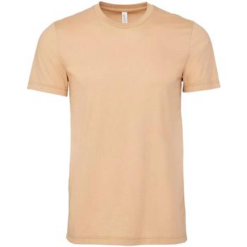 Vêtements Homme T-shirts manches courtes Bella + Canvas CA3001 Sable