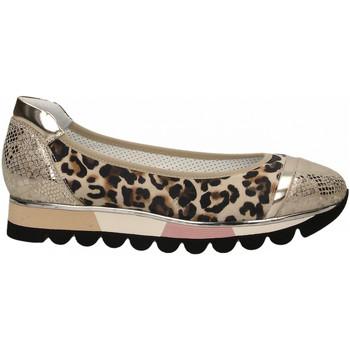 Chaussures Femme Ballerines / babies Le Pepé JAGUAR beige