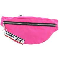 Sacs Femme Sacs banane Tommy Hilfiger Banane  ref_48395 pink 26 *19*7 Rose