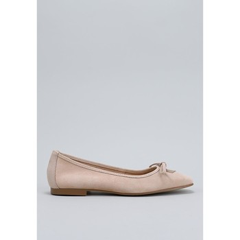 Chaussures Femme Ballerines / babies Krack  Beige