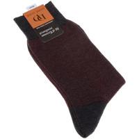 Accessoires textile Homme Chaussettes Dore Dore Chaussettes Niveau mollet - Coton - DD Rouge