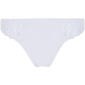 Sous-vêtements Femme Culottes & slips Aubade slip brésilien bahia & moi Blanc
