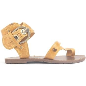 Chaussures Femme Sandales et Nu-pieds Chattawak Sandales 9-Pensée Yellow Jaune
