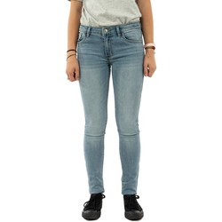 Vêtements Fille Jeans skinny Levi's np22507 710 super skinny l3d palisades bleu