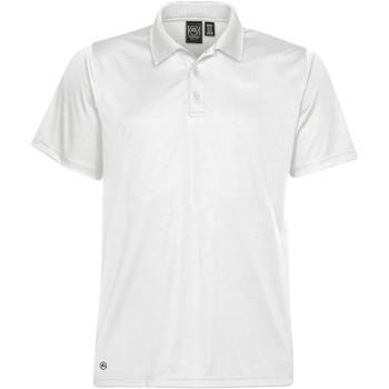 Vêtements Homme Polos manches courtes Stormtech Pique Blanc