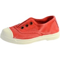 Chaussures Enfant Tennis Natural World Tennis  Ingles Elastico Enzimatico 470E Rojo