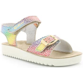 Chaussures Fille Sandales et Nu-pieds Kickers Odyssa BEIGE