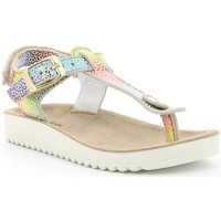 Chaussures Fille Tongs Kickers Odysse BEIGE