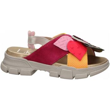 Chaussures Femme Sandales et Nu-pieds L4k3 SANDAL PATCH fuxia