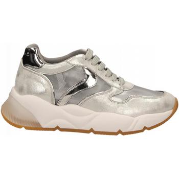 Chaussures Femme Baskets basses Voile Blanche SHEELMESH argento-nichel