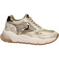 Chaussures Femme Baskets basses Voile Blanche SHEELMESH oro